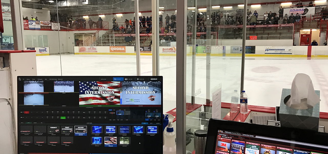 2017 SD Varsity State Hockey Tournament